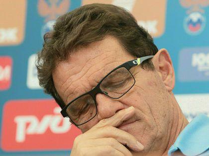 Сборная России проиграла Австрии в отборочном матче Евро-2016 (0:1)