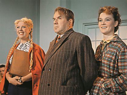 «Карнавальная ночь» (1956)
