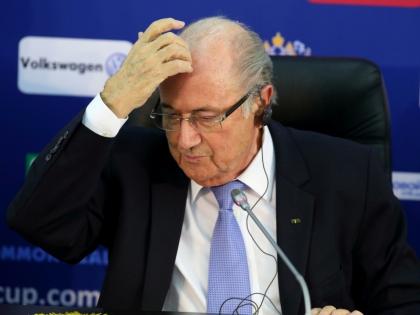 Блаттер отметил причастность РФ к инциденту в ФИФА