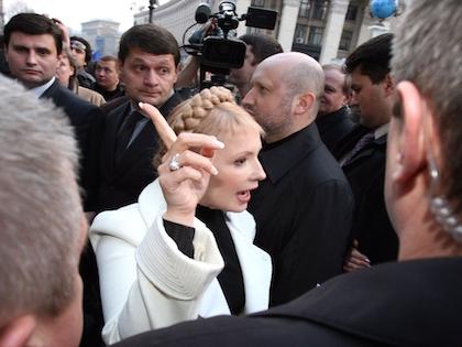 Юлию Тимошенко обвинили в работе на Россию и Путина