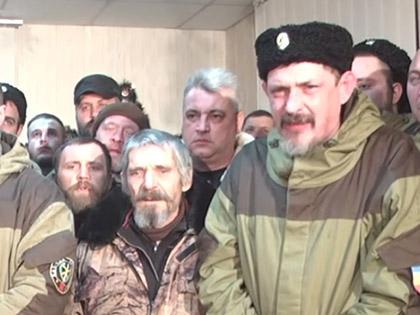 Казаки ЛНР требуют отставки руководства республики