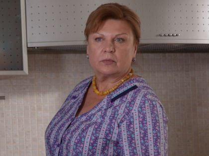 Татьяна Кравченко в сериале «Смешная жизнь»