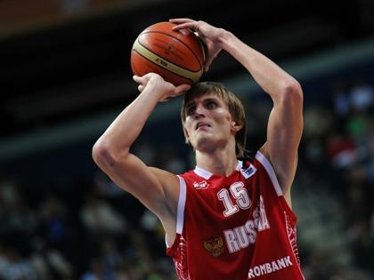 Кириленко начал карьеру в НБА в 2001 году