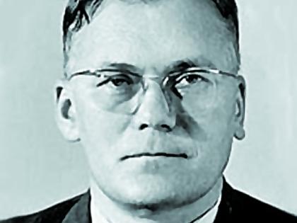 Ученый Владимир Кириллин