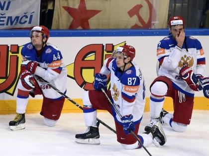 Россияне проиграли канадцам со счётом 1:6