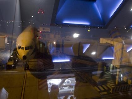 В Москве задерживаются десятки авиарейсов из-за сильного снегопада