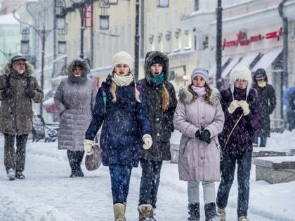 Перепады температуры в праздничные дни могут негативно сказаться на самочувствии метеочувствительных людей