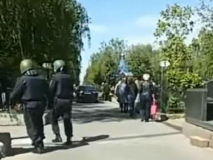 Полиция задержала 112 участников конфликта