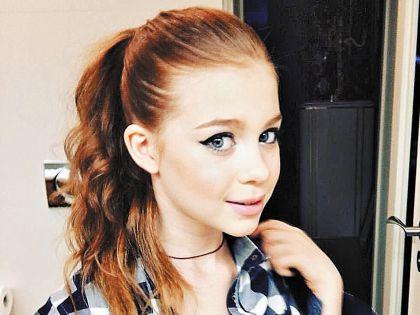 12-летняя дочь певца хочет покрасить волосы в синий цвет