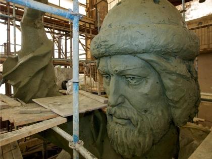 Установка монумента планируется в честь 1000-летия крестителя Руси князя Владимира