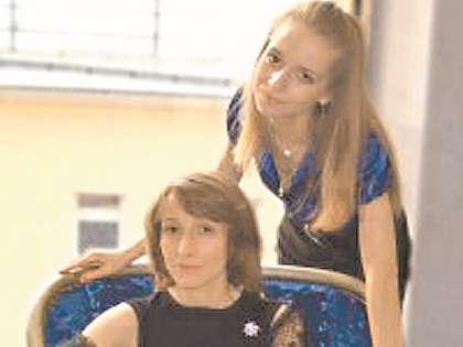 Татьяна и Юлия Кочневы