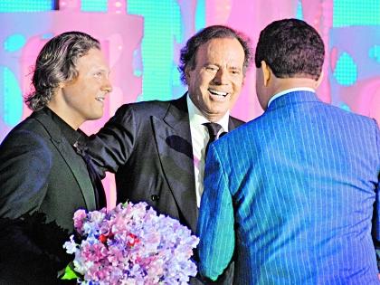 Александр Коган: Хулио Иглесиас не просто гениальный музыкант, но и добрый, отзывчивый человек