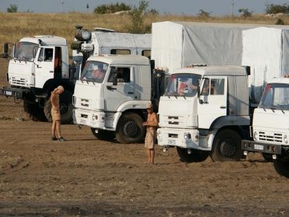 Гуманитарный конвой России для Украины