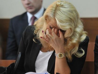 Васильева была приговорена к 5 годам лишения свободы по делу «Оборонсервиса»
