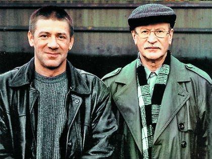 Иван и Андрей Краско
