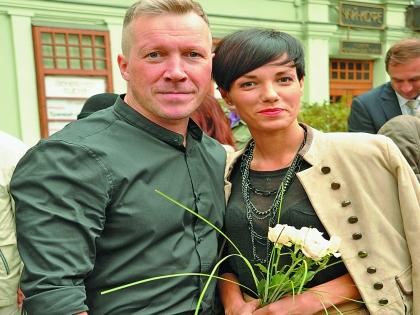 Кравченко родила