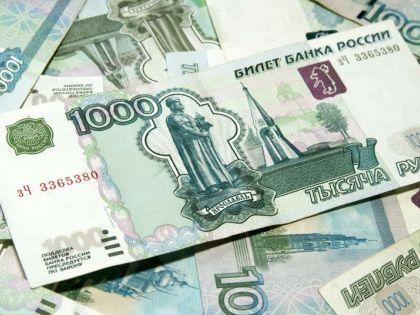 Рубль поднялся к доллару и евро