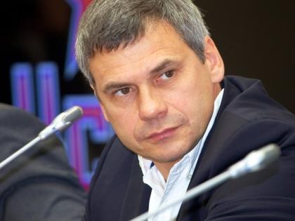 Главный тренер ЦСКА Дмитрий Квартальнов
