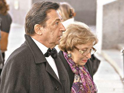 После смерти артиста его вдова потеряла смысл жизни, они были вместе 56 лет