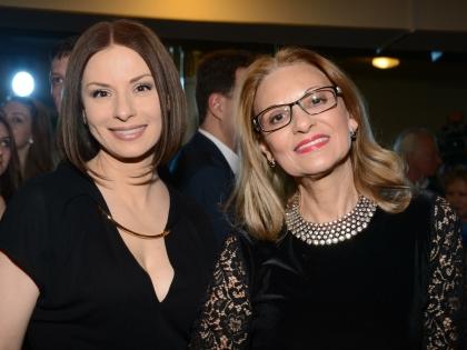 Ирина Лачина и Светлана Тома
