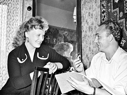 Алла и Николай поженились в 1957 году, прожили в браке 33 года