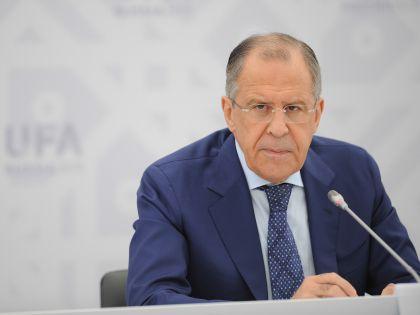 Сергей Лавров выступил на молодежном форуме «Территория смыслов на Клязьме»