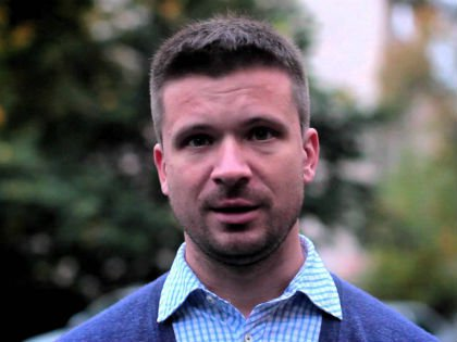 Руководитель волонтерского движения «Лиза Алерт» Григорий Сергеев