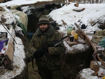 Дебальцево, по словам Дениса Пушилина, остаётся для сторон единственным камнем преткновения
