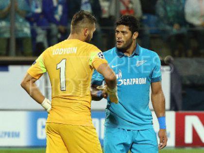 Юрий Лодыгин и Халк на двоих сообразили 4 гола в матче