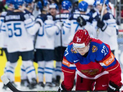 Россия проиграла Финляндии (1:3) в полуфинале домашнего чемпионата мира по хоккею – 2016