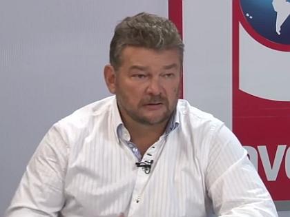 """Историк """"Бурана"""" Вадим Лукашевич"""