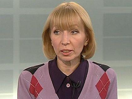 Главный специалист Гидрометцентра России Марина Макарова