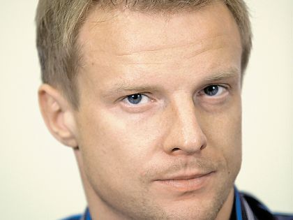 Бронзовый призер чемпионата Европы-2008 Вячеслав Малофеев