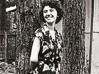 Вдова Кваши Татьяна Путиевская в молодости