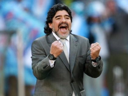 Марадона хочет провести изменения в футболе в аргентинских провинциях и Африке