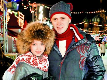Наталья Сомова и Максим Маринин