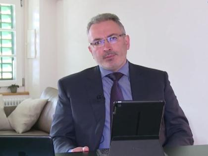 Михаил Ходорковский поприветствовал арест российского имущества