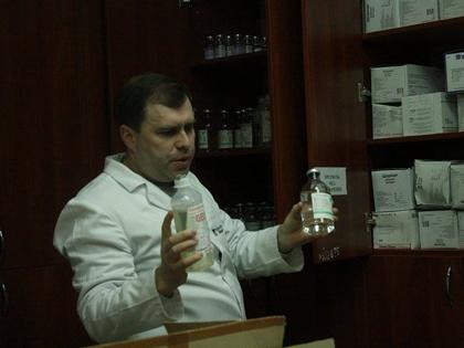 Одна из самых ценных категорий гумпомощи – медикаменты
