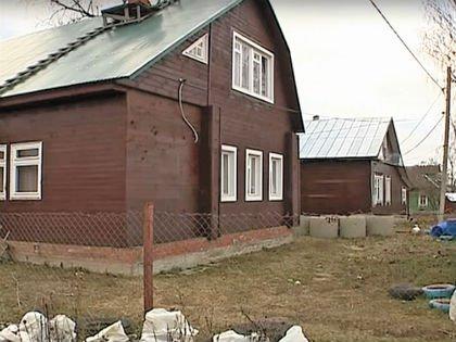 В Мосейцево приюту принадлежит несколько домов
