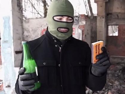 Неизвестный бросил в окно здания администрации Ишеевки «коктейль Молотова»