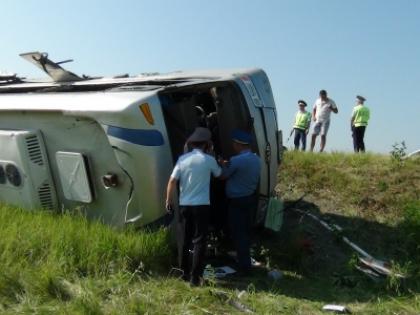 В ДТП в Челябинске пострадали 8 человек