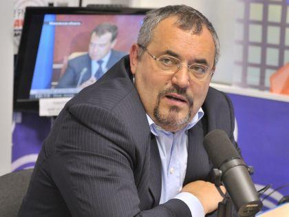 Экс-депутат Госдумы, политик Борис Надеждин