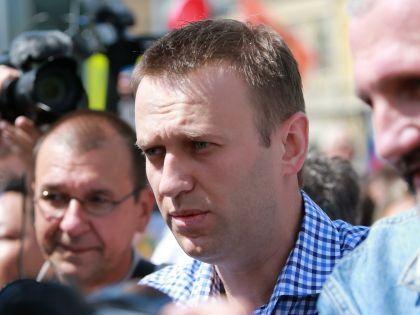 Известный оппозиционер Алексей Навальный