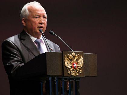 Председатель Профсоюза работников связи России Анатолий Назейкин