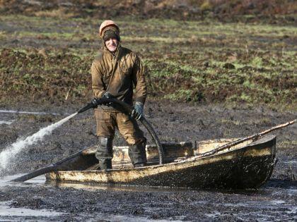 Нефтяная экологическая катастрофа