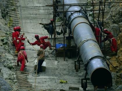 Проведение нефтепровода
