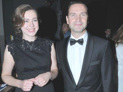 добронравов виктор с женой фото