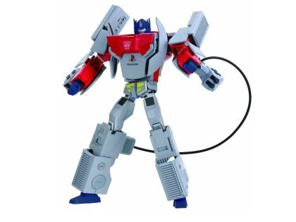 Приставка-трансформер Optimus Prime PlayStation