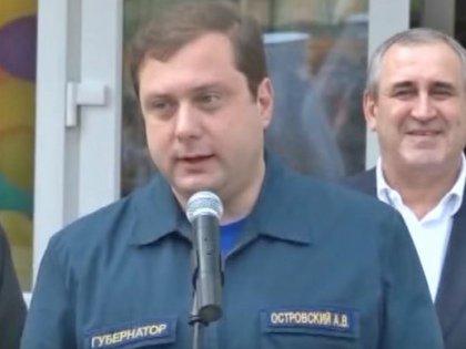 За спиной главы Смоленской области