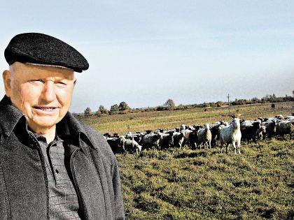 Юрий Лужков с недавнего времени занялся сельским хозяйством